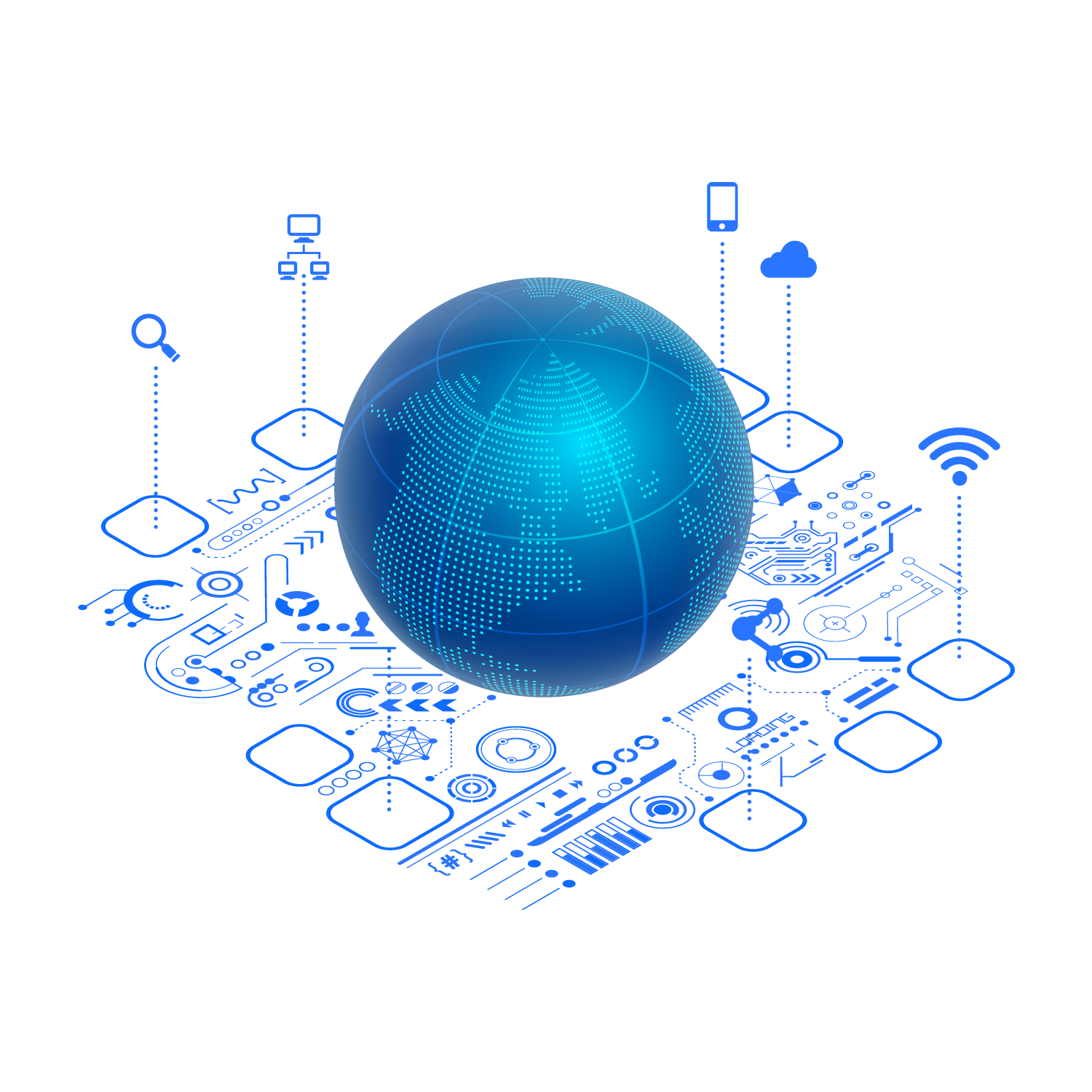 all communications internet of things